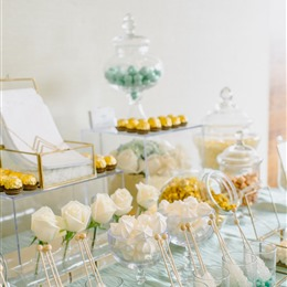 Truly Scrumptious Candy And Dessert Bars photo