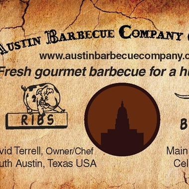 Austin Barbecue Company Catering wedding vendor preview