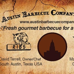 Austin Barbecue Company Catering photo