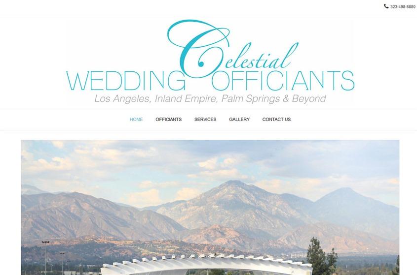 Celestial Wedding Officiants wedding vendor photo