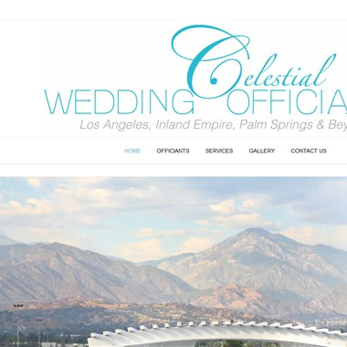 Celestial Wedding Officiants wedding vendor preview
