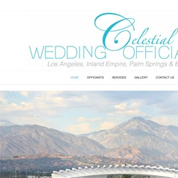 Celestial Wedding Officiants photo