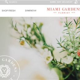 Photo of Miami Gardens Florist, a wedding florist in Fort Lauderdale