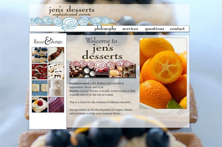Jen's Desserts wedding vendor photo