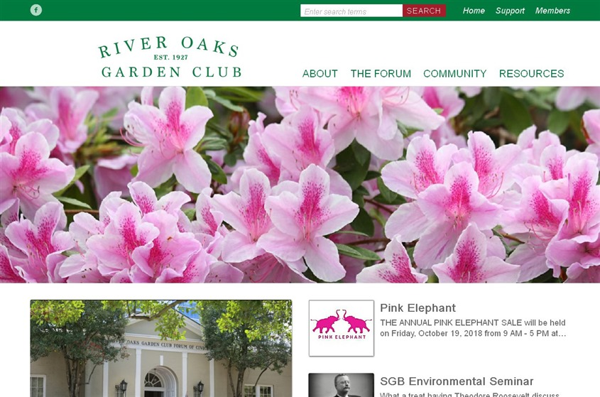River Oaks Garden Club wedding vendor photo