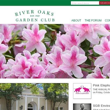 River Oaks Garden Club wedding vendor preview