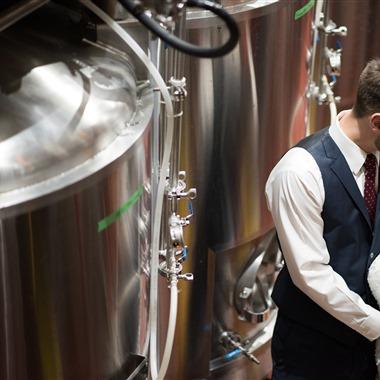 Eastbound Brewing Co. wedding vendor preview