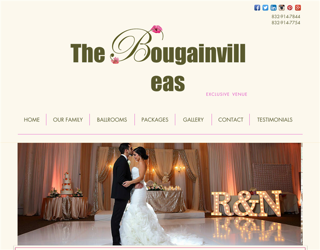 The Bougainvilleas Rooms wedding vendor photo