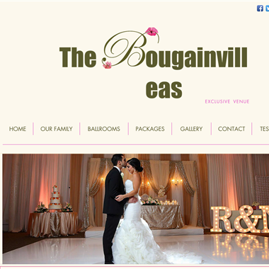 The Bougainvilleas Rooms wedding vendor preview