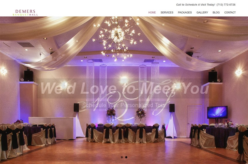 Demers Banquet Hall wedding vendor photo