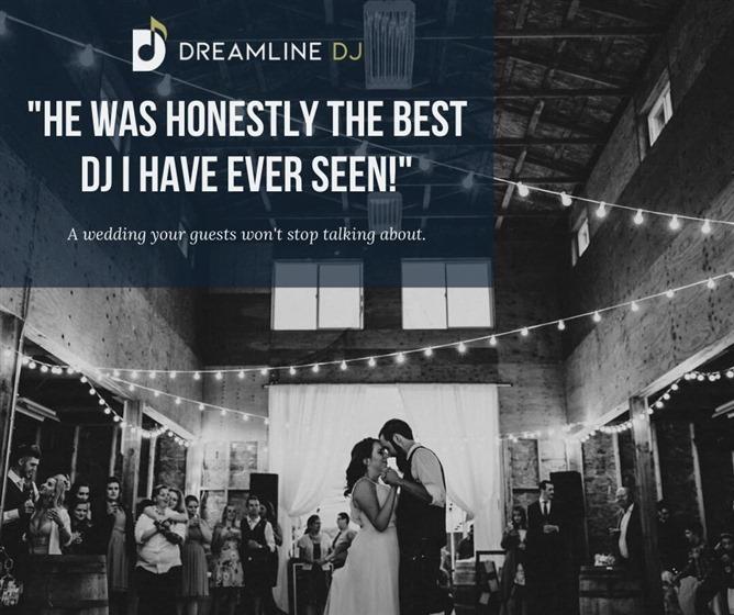 Dreamline Dj wedding vendor photo