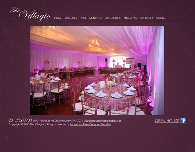 Villagio wedding vendor photo