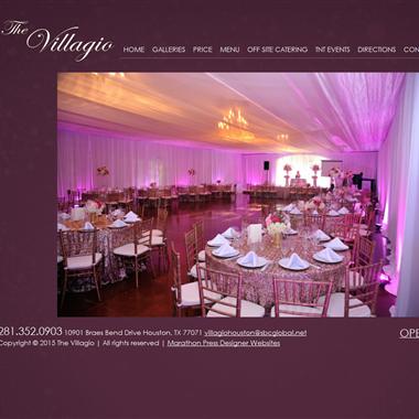 Villagio wedding vendor preview