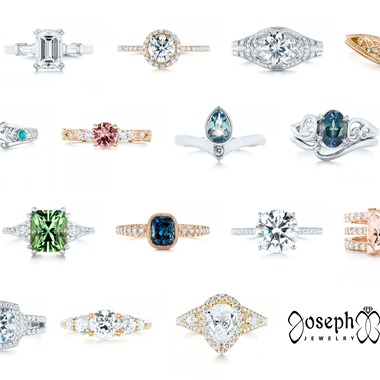 Joseph Jewelry wedding vendor preview