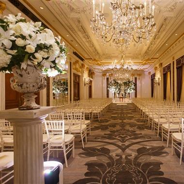 St Regis New York wedding vendor preview