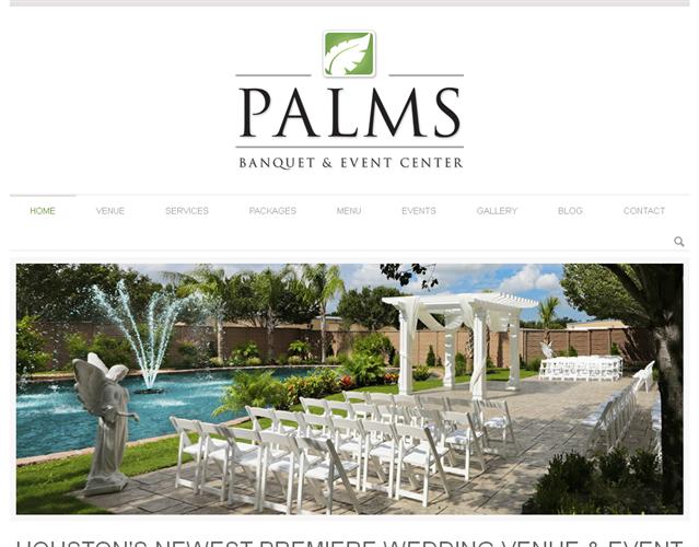 Palms Event Center wedding vendor photo