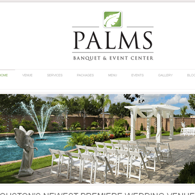 Palms Event Center wedding vendor preview