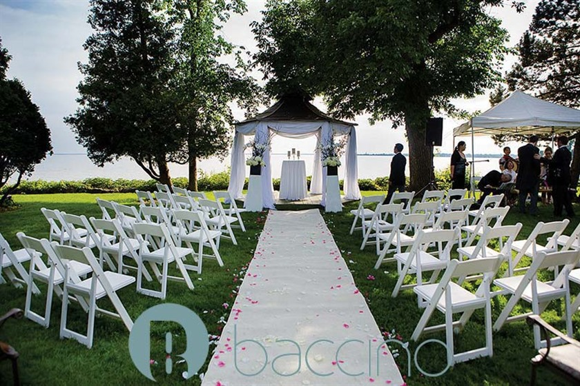 Baccino Events Inc. wedding vendor photo
