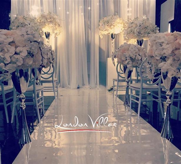 London Villas wedding vendor photo