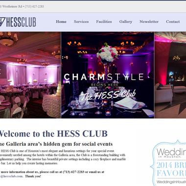 Hess Club wedding vendor preview