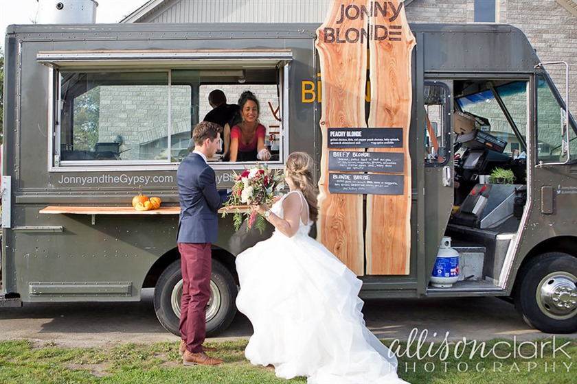Jonny Blonde (foodtruck And Catering) wedding vendor photo