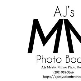 Ajs Mystic Mirror Photo Booth photo