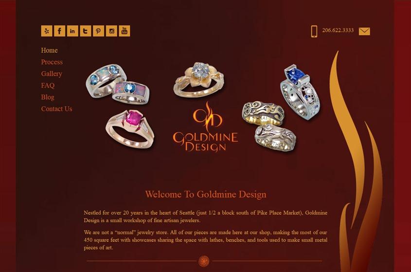 Goldmine Design Jewelers wedding vendor photo