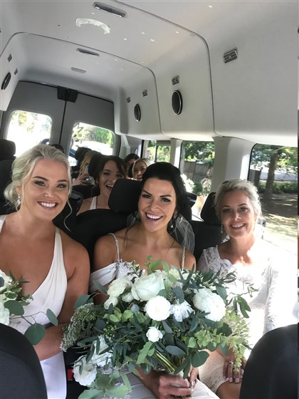 Mygo Tours And Transportation wedding vendor photo