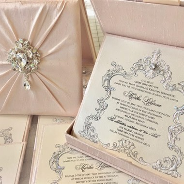 Embellishments Invitations wedding vendor preview