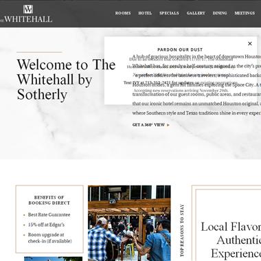 The Whitehall Houston wedding vendor preview