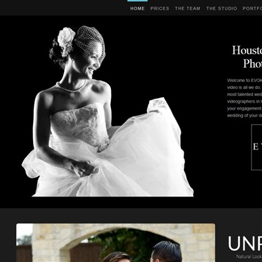 Evoke Photo and Video wedding vendor preview