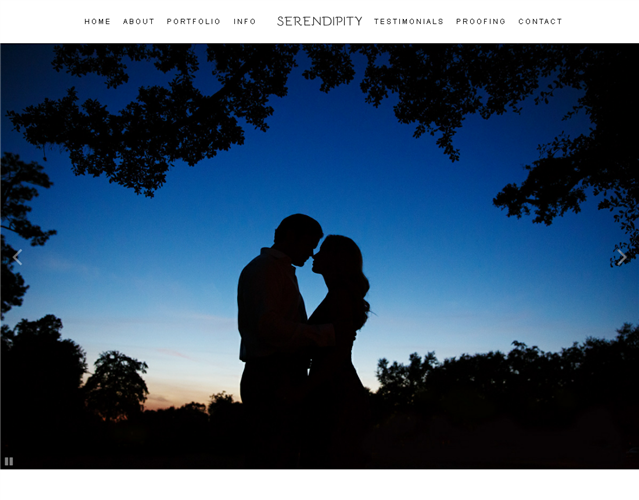Serendipity Photography  wedding vendor photo