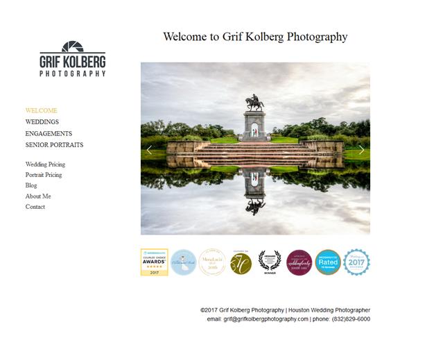 Grif Kolberg Photography Houston