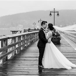 Photo of Justin Ho Photography, a wedding photographer in Vancouver