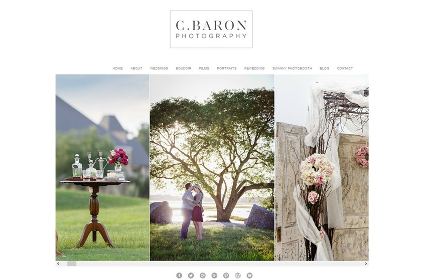 C Baron Photography wedding vendor photo