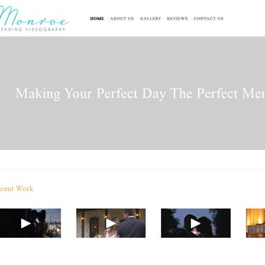 Monroe Productions wedding vendor preview