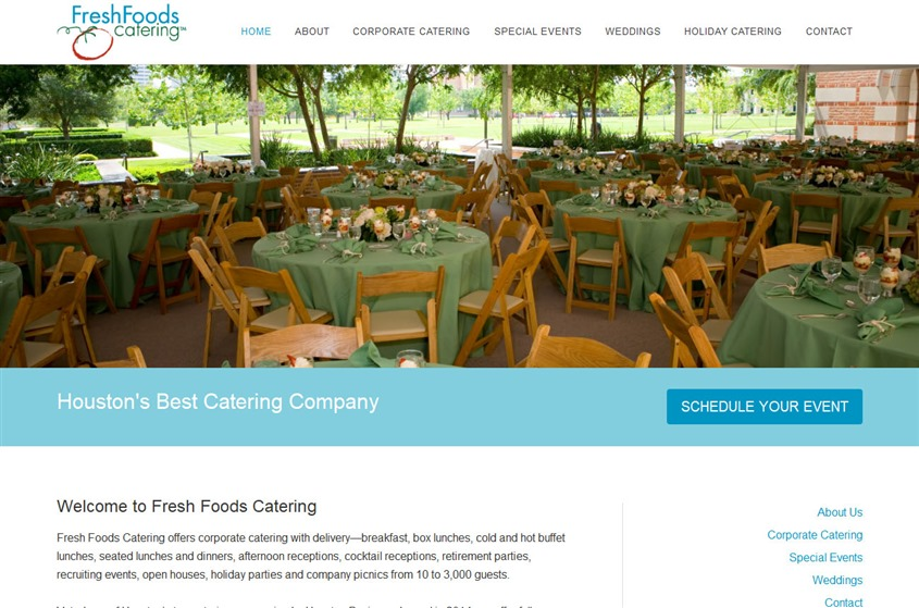 Fresh Foods Catering   wedding vendor photo