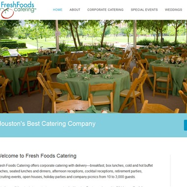 Fresh Foods Catering   wedding vendor preview