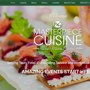 Masterpiece Cuisine Catering wedding vendor preview