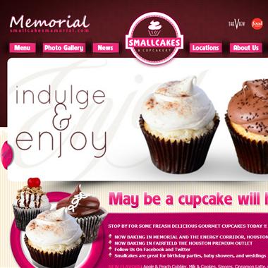 Small Cakes Memorial  wedding vendor preview