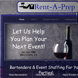 Photo of Rent-A-Prep, a wedding bartenders and waiters in Houston