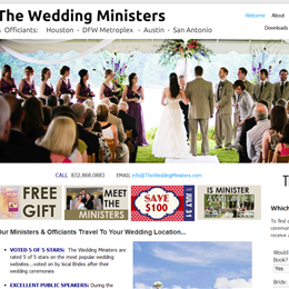 The Wedding Ministers photo