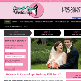 Can A Lope Weddings photo