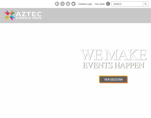 Aztec USA wedding vendor photo  sc 1 st  Wedding Venture & Aztec USA - Houston wedding furniture and rentals