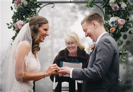 Interview with Reverend Sally Lilly, a wedding officiant in Denver