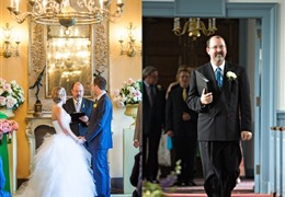 Interview with Ray Van Winkle, a wedding officiant in Seattle