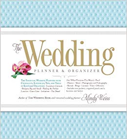 The Wedding Planner & Organizer Ring-bound