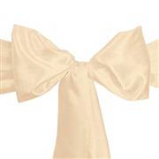 LinenTablecloth Satin Sash ...