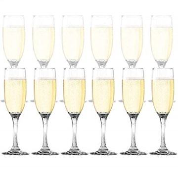 Dailyware™ Toasting Flutes (Set of 12)