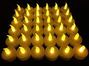 Flameless LED Tea Light Can...
